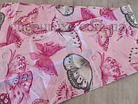 Штора для ванной Miranda SARE розовая