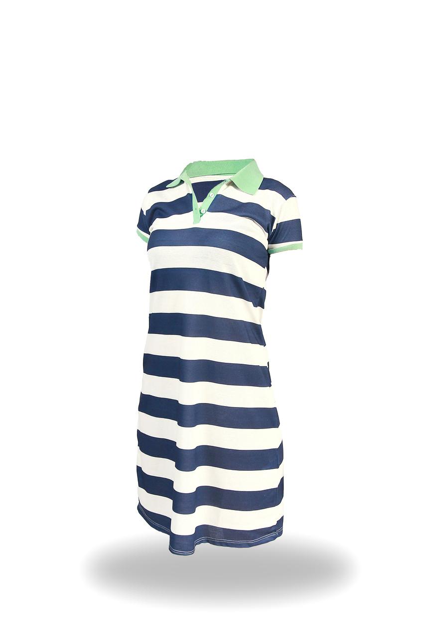 7d1339633976de6 Платье женское поло Divon - Интернет-магазин одежды для всей семьи!