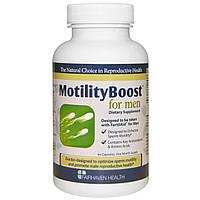 Репродуктивное здоровье мужчин Fairhaven Health, MotilityBoost for Men, 60 капсул