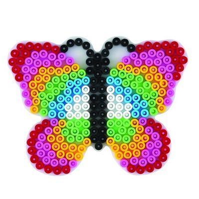 Поле для термомозаики Бабочка midi Hama (298)