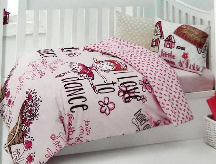 Комплект постельного белья Nazenin bebe 1, детское