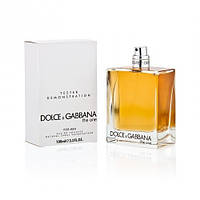 D&G The One for Men 100ml TESTER мужской