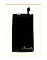 Дисплей Lenovo S930 с сенсором (тачскрином) Black Original