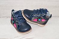 Ботиночки для девочек, рр 19