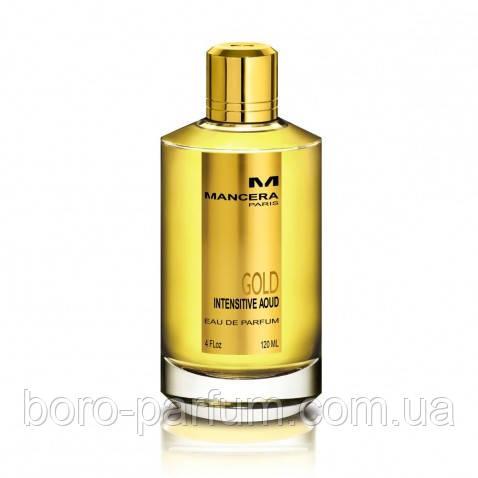 Mancera Gold Intensive Aoud унисекс 120 ml