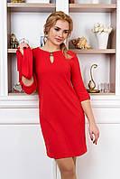 Платье Маранта (красный) Azz