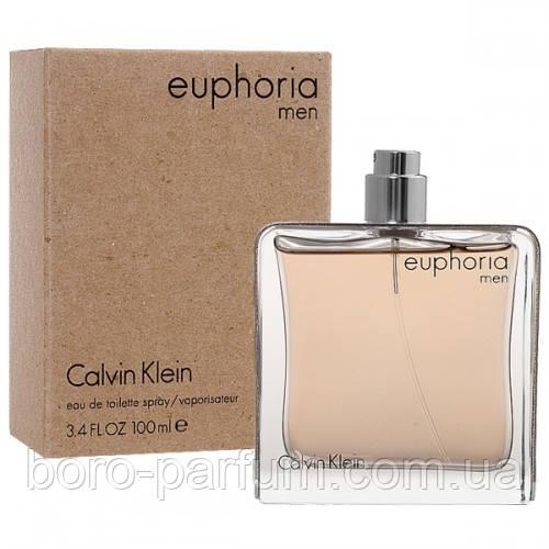 Calvin Klein Euphoria Men 100мл TESTER мужской