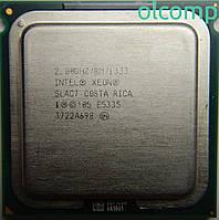 Intel Xeon E5335 (SLAC7, 8M Cache, 2.00 GHz, 1333 MHz FSB) +перехідник