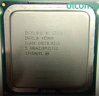 Intel Xeon E5335 (SLAEK, 8M Cache, 2.00 GHz, 1333 MHz FSB) +перехідник