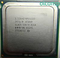 Intel Xeon E5345 (SLAC5, 8M Cache, 2.33 GHz, 1333 MHz FSB) +перехідник