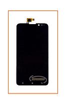 Дисплей Lenovo S939 с сенсором (тачскрином) Black Original