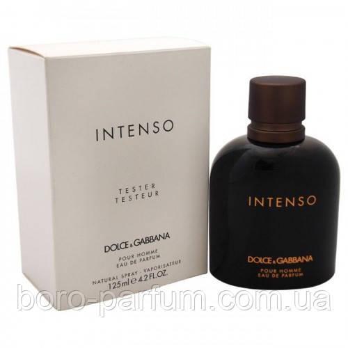 Dolce&Gabbana Pour Homme Intenso 125 ml TESTER мужской
