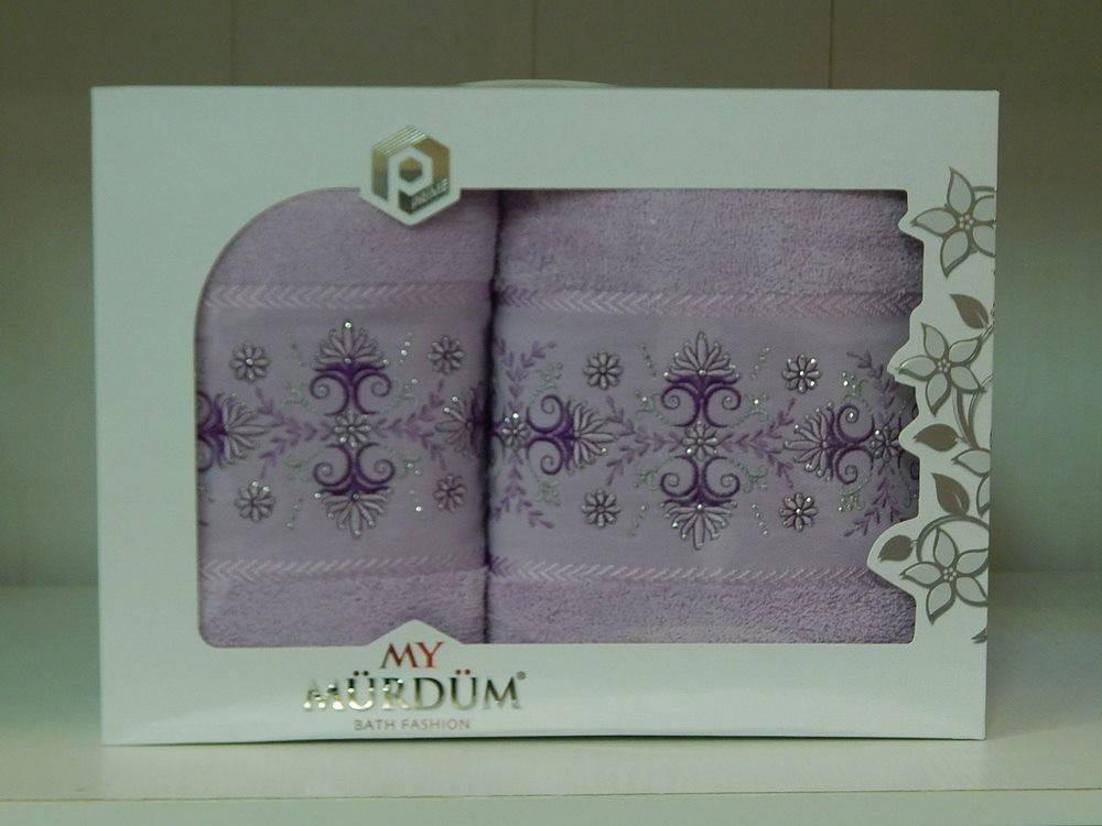 Набор махровых полотенец, My Murdum 2-ка 3
