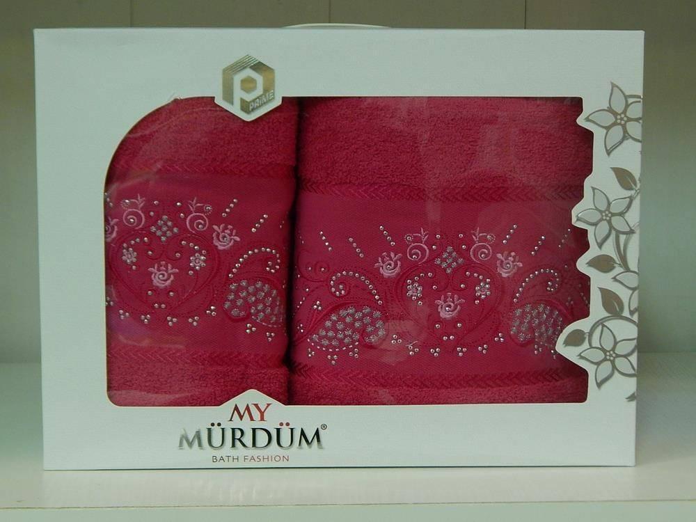 Подарочный набор полотенец, My Murdum 2-ка 4