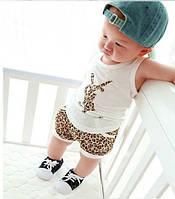Детский летний костюм YSL