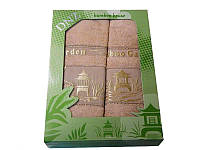 Набор Gulcan Dnz bamboo 2-ка 4