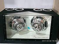 Автомобильный сабвуфер Power acoustik  1200W 22см диагональ дифузоров