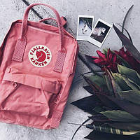 Рюкзак Fjarvallen Kanken Mini  Bag Rose (реплика), фото 1
