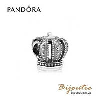 Pandora шарм КОРОНА #790930 серебро 925 Пандора оригинал