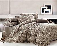 Евро комплект постельного белья Romance жаккард Karresla