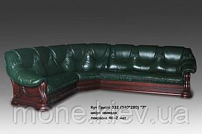 """Угловой диван со спальным местом """"Гризли"""" , фото 2"""