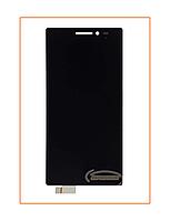 Дисплей Lenovo Vibe X2 с сенсором (тачскрином) Black Original