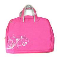 Сумкадля ноутбука розовая женская