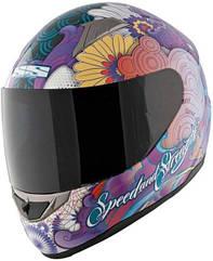Шлем SPEED & STRENGTH SS1100 Flower Power р.S