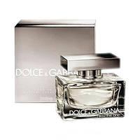Женская туалетная вода Dolce & Gabbana L'Eau The One 75мл