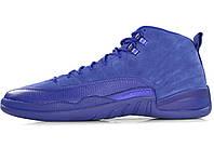 Баскетбольные кроссовки Nike Air Jordan 12 Deep Royal Blue