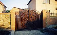 Изготовление ворот 6