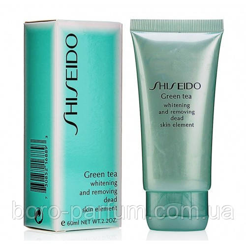 "Пилинг для лица Shiseido ""Green Tea"""