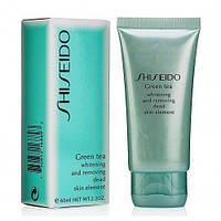 Shiseido Green Tea пилинг