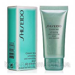 """Пилинг для лица Shiseido """"Green Tea"""" 60 мл"""