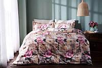 Комплект постельного белья Tivolyo Home Contrada евро