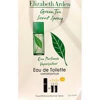 Туалетная вода с феромонами Elizabeth Arden Green Tea 3х15 мл.