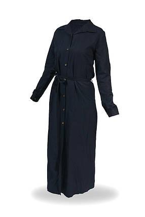 Платье-рубашка женское 714, фото 2
