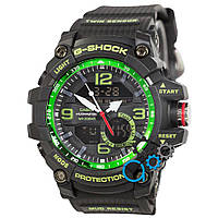 Яркие часы casio g-shock, часы касио