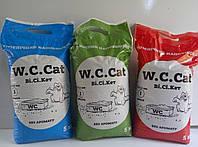 """Гигиенический наполнитель """"W.C.Cat"""""""