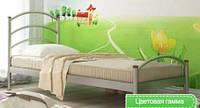 Односпальная кровать Маргарита 1900-2000*900-800 мм