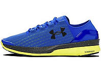 Мужские кроссовки Under Armour Speedform Apollo 2 Clutch Running Shoes - Ultra Blue/Yellow 11