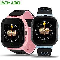 Детские часы Smart watch Q528 c GPS трекером SOS Set Tracher