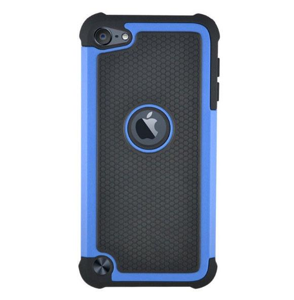 Чехол Silicon Splint для Apple iPod Touch 5 / 6 - Blue