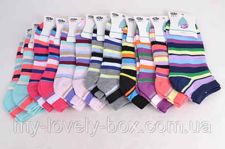 Женские заниженные носки  р. 37-41 ( E201/600 ) | 600 пар, фото 2