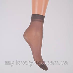 Носки «Ласточка» бамбук 30 den Серый (C232/GR/3000) | 3000 пар, фото 2