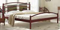 Двуспальная кровать Металл-Дизайн Маргарита 2000х1800 мм