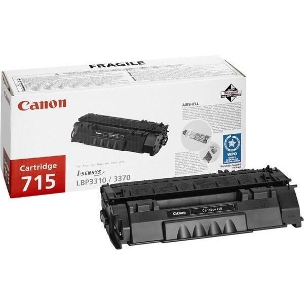 Заправкa Canon 715