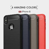 TPU чехол накладка Urban для Apple iPhone X (4 цвета)