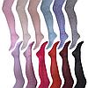 Детские колготки цветные с выбитым рисунком (TKC0823/240) | 240 шт.