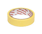 Малярная лента MaaN 25 мм 20 м желтая